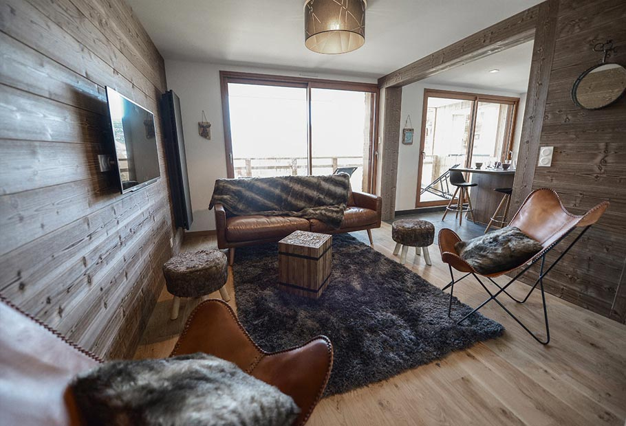 Location de l'appartement Kaïla 1 à l'Alpe d'Huez